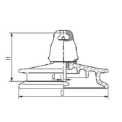 полимерные изоляторы,изоляторы подвесные,изолятор опорный 10 кв